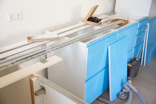 IKEA Arbeitsplatte einbauen lassen Berlin