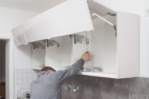 Küchenschrank montieren Berlin