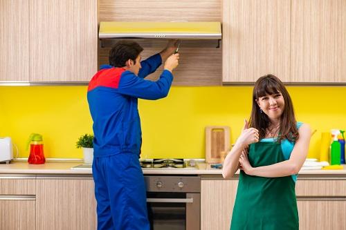 Hilfe beim Küchenaufbau Berlin