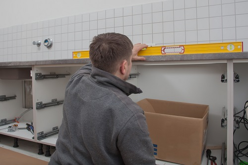 Umzug Küche ab und aufbauen Berlin